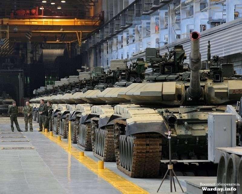 Россия достигла технологической независимости по 350 видам оружия
