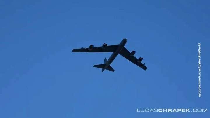 ВВС США репетируют прорыв российского ПВО и удар по Калининграду