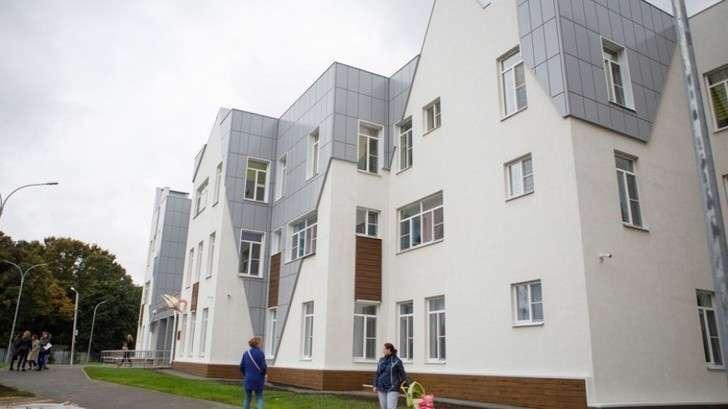 Новый детский сад открыли в Воронеже
