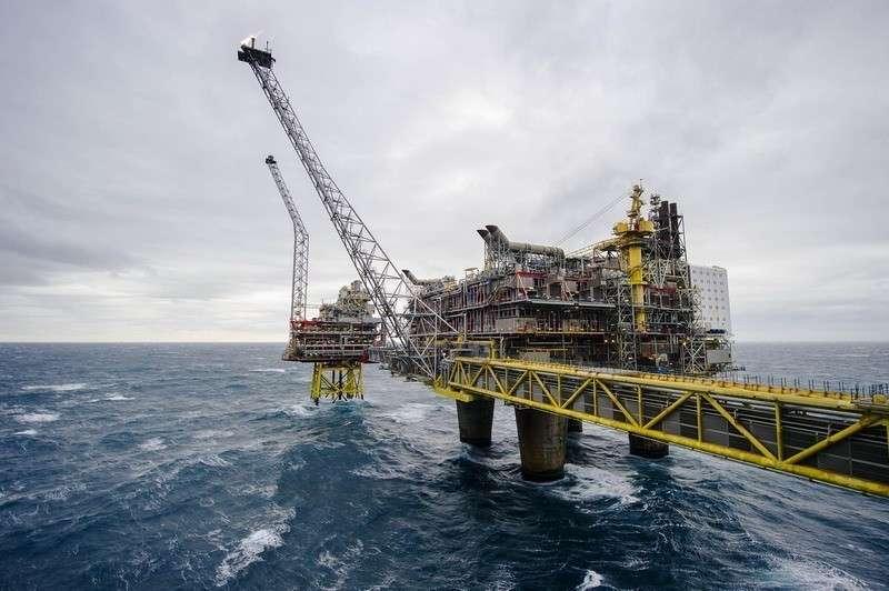 Дания останавливает добычу газа на крупнейшем в стране месторождении и переходит на российский газ