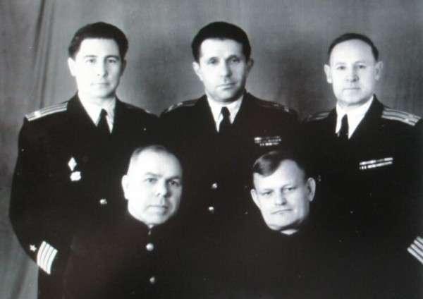 Как старшина Николай Пустовойтенко подводную лодку спас