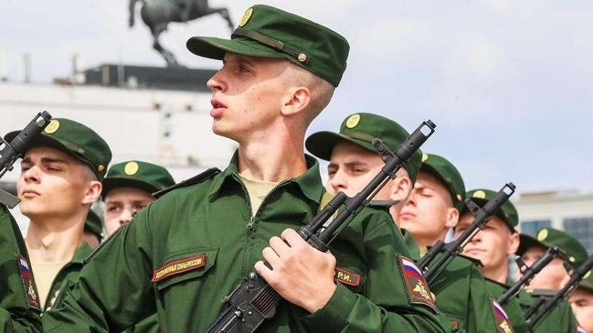 Сергей Шойгу допустил отмену обязательного призыва в российскую армию