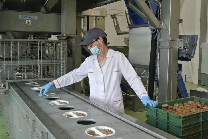 В Сахалинской области запущен цех по производству готовой еды без консервантов