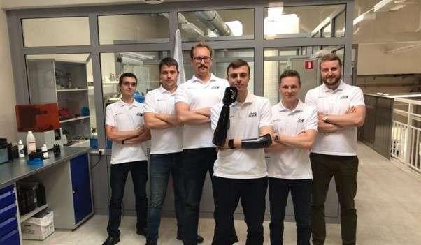 В Ленобласти разработали уникальный бионический протез