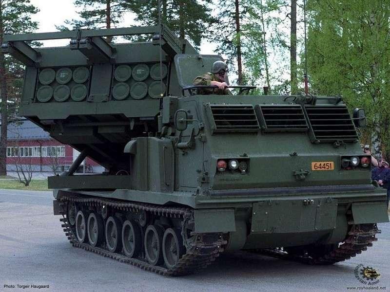 Реактивная дубинка США из Германии скоро может дотянуться до России