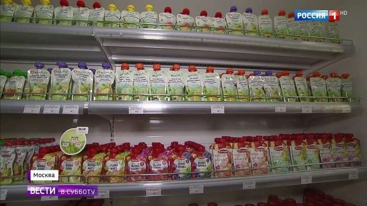 Пестициды в яблочном пюре для детей – таковы первые итоги масштабной проверки Роскачества