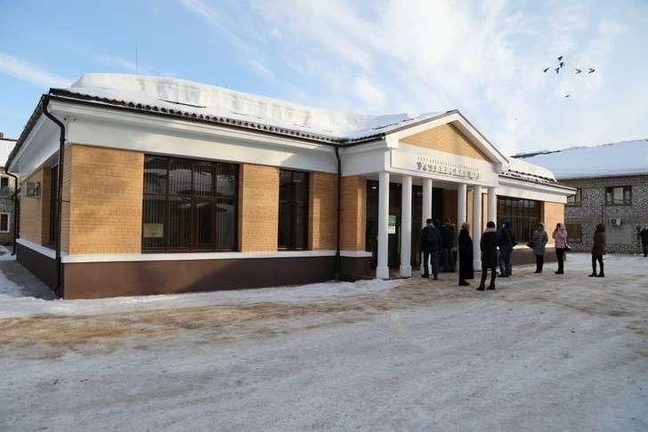 Обзор строительства и реконструкции учреждений здравоохранения