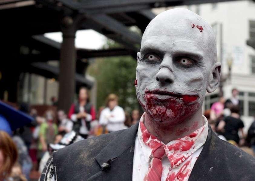 Почему демократическо-либеральные зомби в реальности страшней, чем в кино