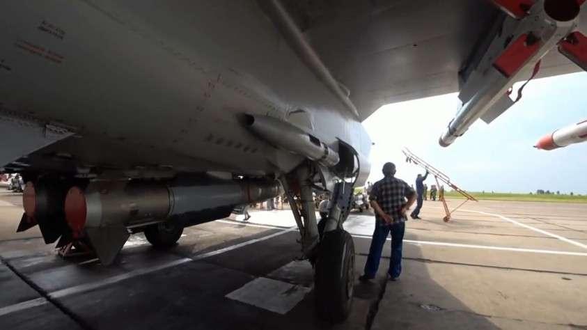 От модернизированных МиГ-31 нигде нет спасения: ни в космосе, ни в небе, ни на море