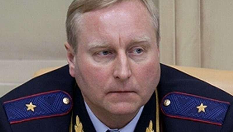 Суд арестовал генерала МВД Александра Мельникова, за вымогательство 100 миллионов рублей