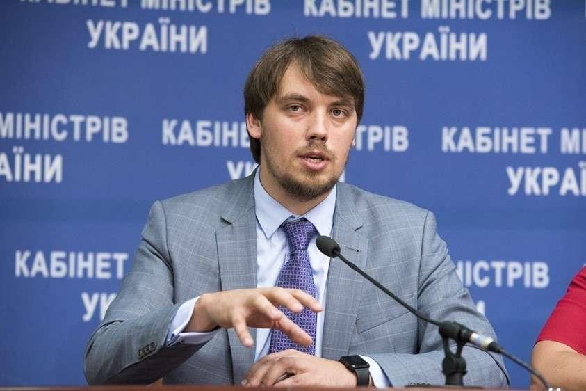 Операция «Ы» и другие приключения Алексея Гончарука на Украине