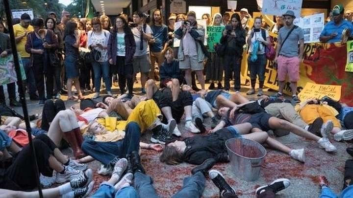 Кровавая Грета Тунберг: подростки отказались рожать