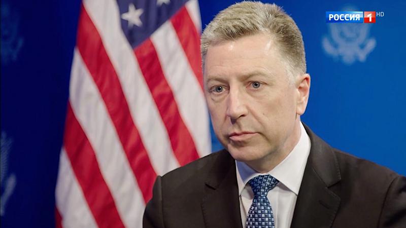 Ястреб Курт Волкер со скандалом отправлен в отставку из-за Украины