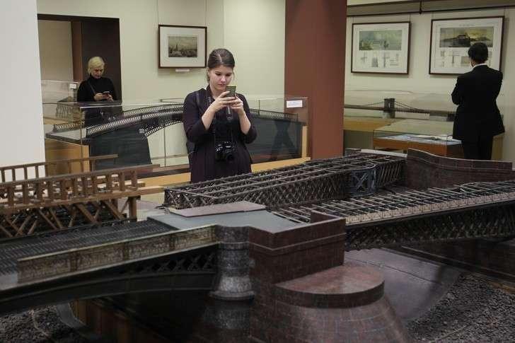 В Петербурге открылся музей мостов