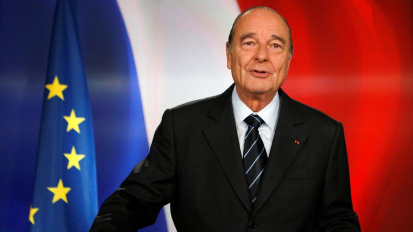 Владимир Путин поедет в Париж на церемонию прощания с Жаком Шираком