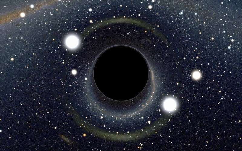 Наблюдения американского учёного астронома опровергают релятивистские измышления Эйнштейна