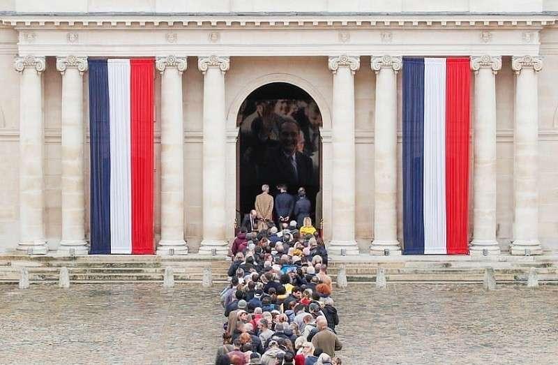 Мировые лидеры съезжаются в Париж для прощания с Жаком Шираком