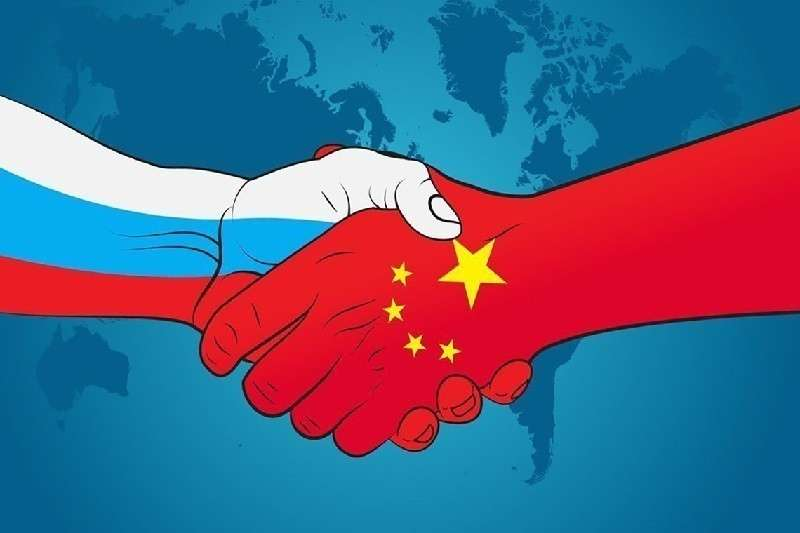 Главным врагом России и Китая являются не США?