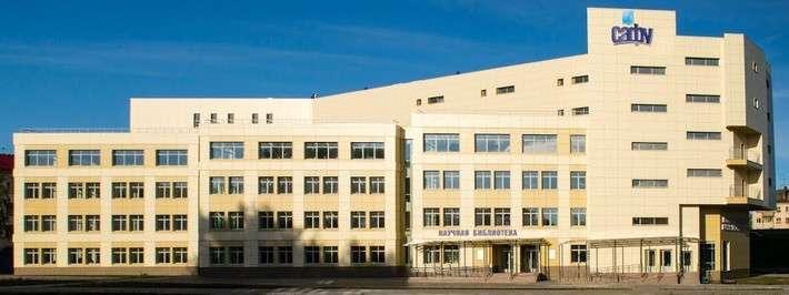 ВАрхангельске открылась научная библиотека САФУ