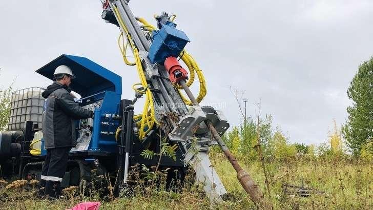 Кировский Завод Буровых Технологий выпустил новую самоходную буровую установку