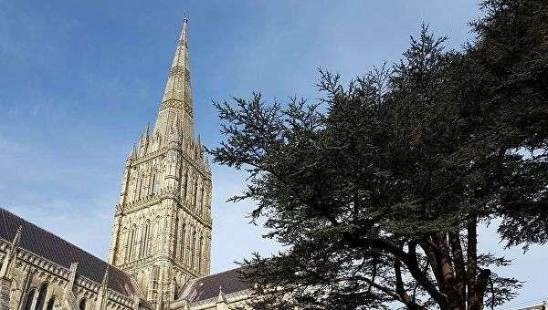 Собор Девы Марии в английском городе Солсбери