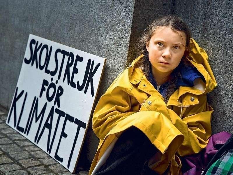 Чем опасна для России и мира эко-аутист Грета Тунберг