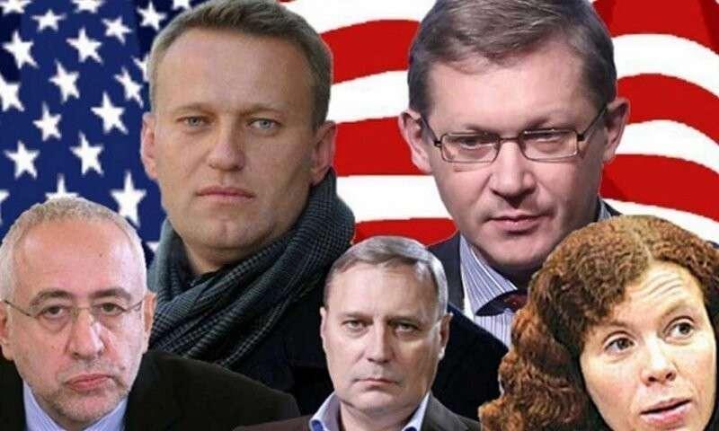 Паразитическая логика либерального кагала в России и её метастазы