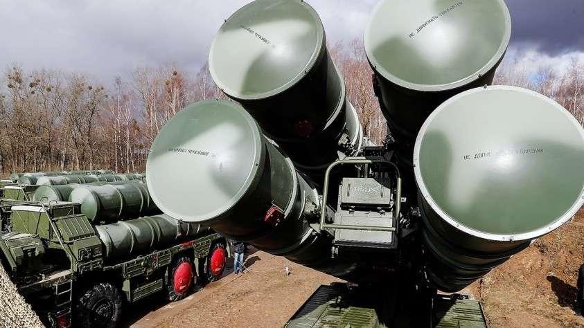 Комплекс С-400 «Триумф» сбил гиперзвуковую ракету