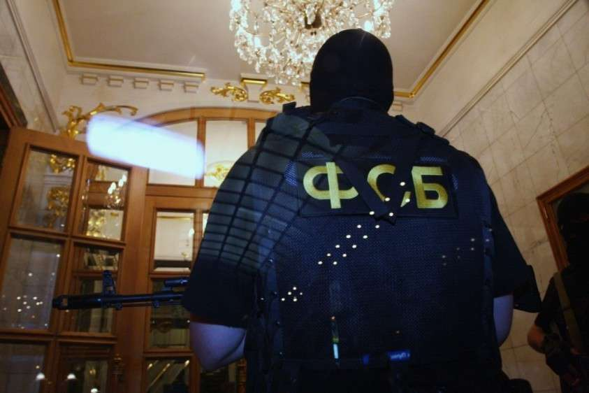 «Аэрофлот» долетался: сотрудники ФСБ проводят выемку документов