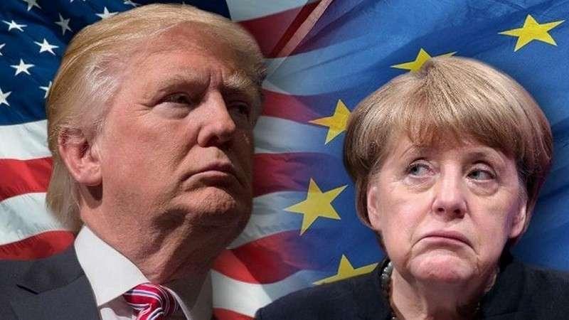 США вводят калечащие пошлины на европейские товары