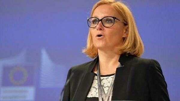 Официальный представитель Европейской внешнеполитической службы Майя Косьянчич
