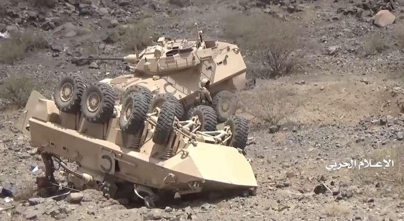 Йемен: Хуситы нанесли сокрушительный удар Саудовским оккупационным силам