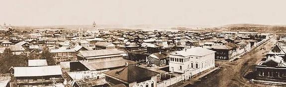 Города призраки, тайна пустынных городов 19-го века