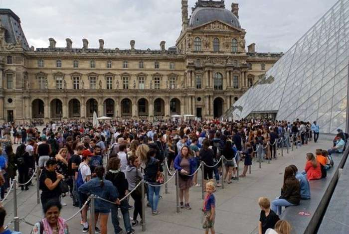 Посещение Лувра. | Фото: TripAdvisor.