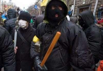 В Украине становится страшно выйти на улицу