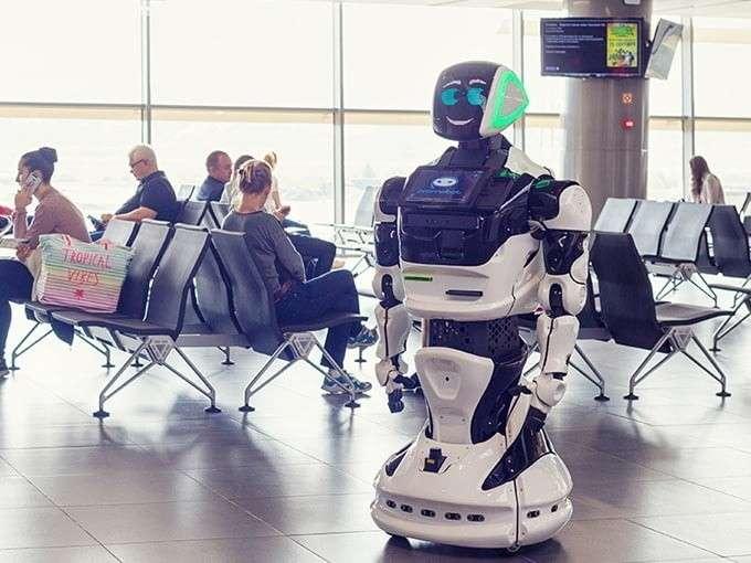 Каких роботов производят в России