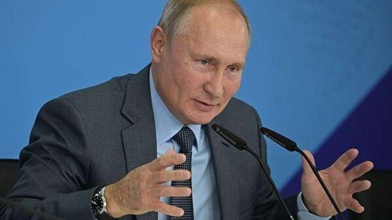 Владимир Путин объяснил, зачем нужно рассказывать о хороших делах