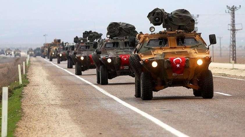 Турция заявила о готовности начать военную агрессию в Сирии