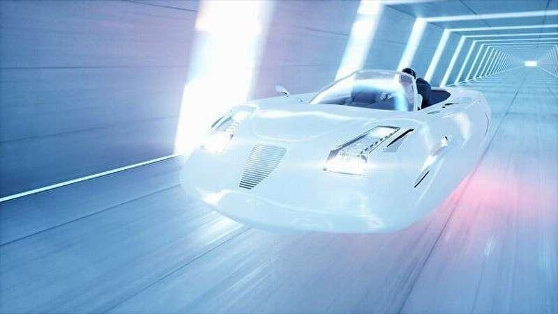 В Новосибирске на базе Сибирского НИИ авиации начнут собирать летающие автомобили
