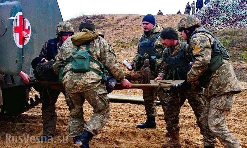 ЛНР: потери карателей ВСУ растут, агрессора настигает мгновенное возмездие
