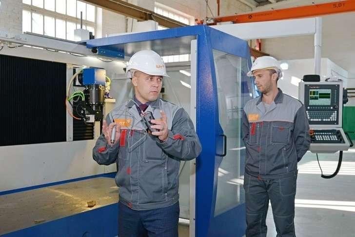 В Омске открылся Центр лазерных технологий с оборудованием российского производства
