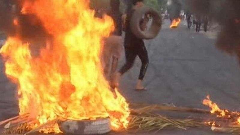 Беспорядки в Ираке: погибло более 100 человек, более 6 тысяч пострадали, сожжены 50 зданий