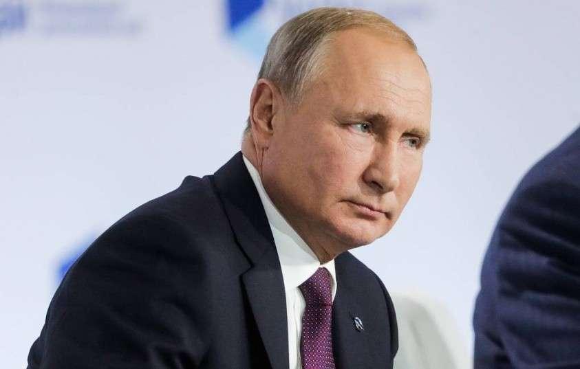 Путин: США несколько лет работали над ракетой, запрещённой ДРСМД
