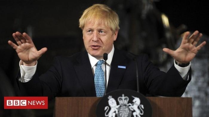 Шотландия развязала Джонсону руки по жесткого Brexit