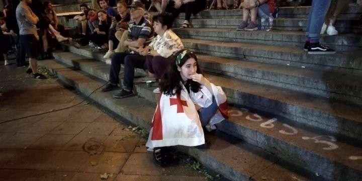 Пример Грузии. Результаты наказания за русофобию просто прекрасны