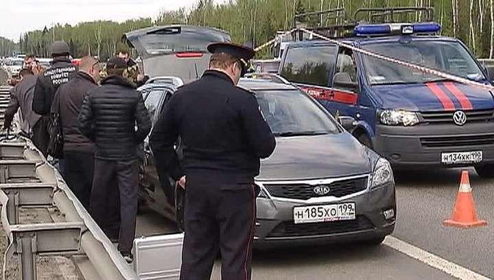 Главарь бандитов, убивавших водителей, приехал в Москву из Узбекистана