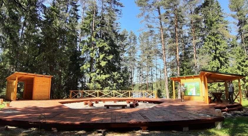 Туристическая тропа длиной почти 60 км оборудована в Новгородской области