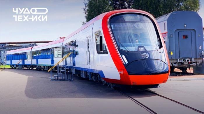 «Иволга 2.0» – лучшая электричка в России – большой обзор производства