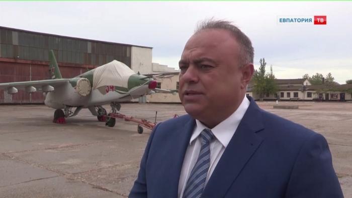 Евпаторийский авиаремонтный завод переживает второе рождение, после воссоединения Крыма с Россией