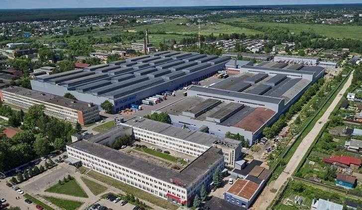 Во Владимирской области состоялось открытие завода стальных панельных радиаторов